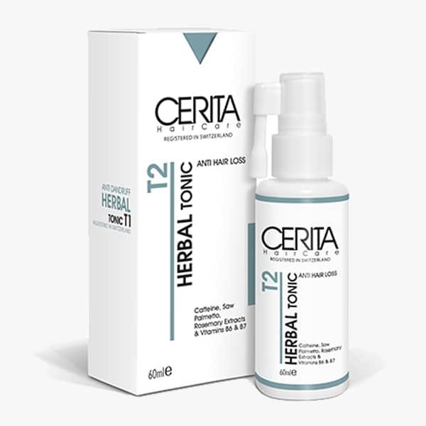تونیک ضد ریزش مو کافئین (T2)